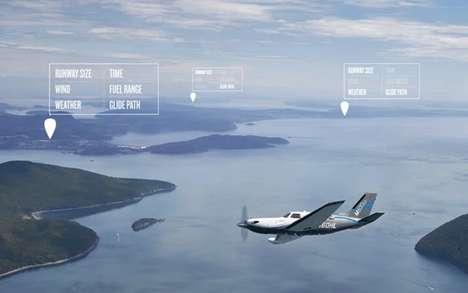 Autonomous Aircraft Landing Systems