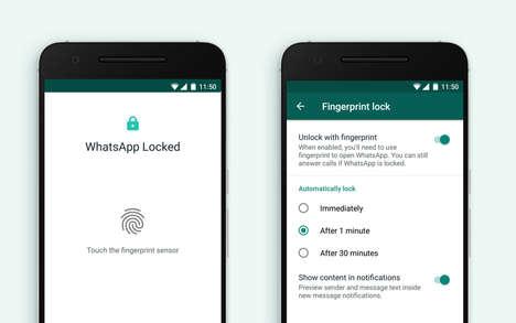 Secure Messaging Platforms