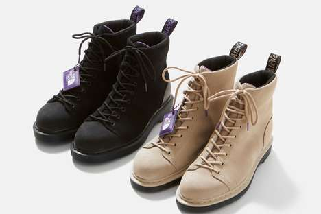 Collaborative Waterproof Welt Boots