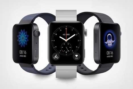 Angular Productivity Smartwatches