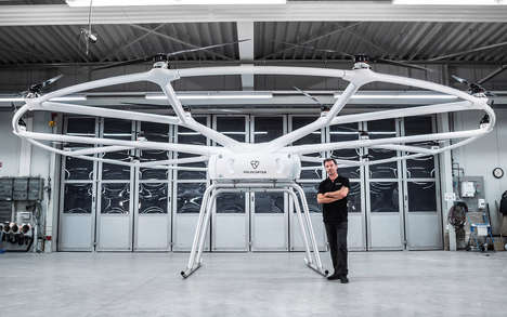 Cargo-Carrying Drones