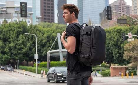 Omni-Functional Urbanite Backpacks