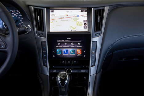 Smartphone-Synced Car Systems