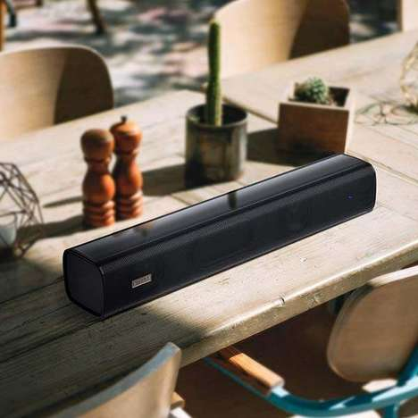 Mobile Soundbar Audio Solutions