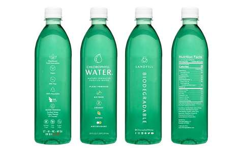Pollution-Reducing Water Packaging