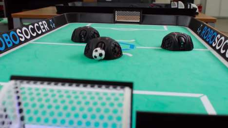 Robot Soccer Games