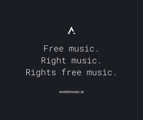 AI-Created Royalty-Free Music Libraries