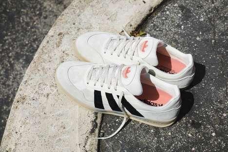 Trick-Inspired Skateboarding Shoes