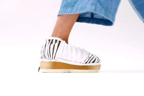 Automatic Self-Closing Shoes
