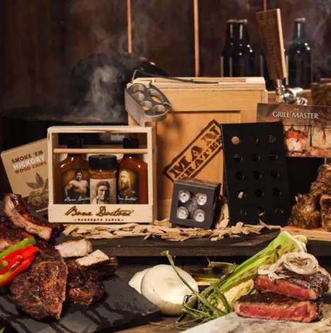 BBQ-Themed Gifts Sets