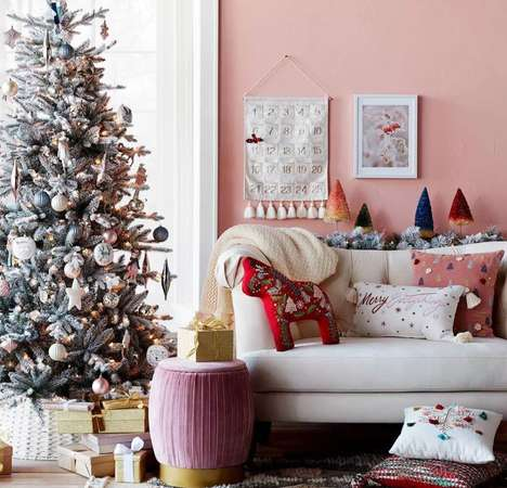 Extensive Seasonal Decor Collections