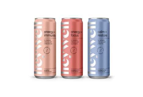 Sparkling Wellness Water