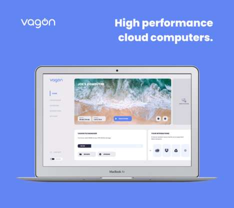 Cloud-Based Computer Services