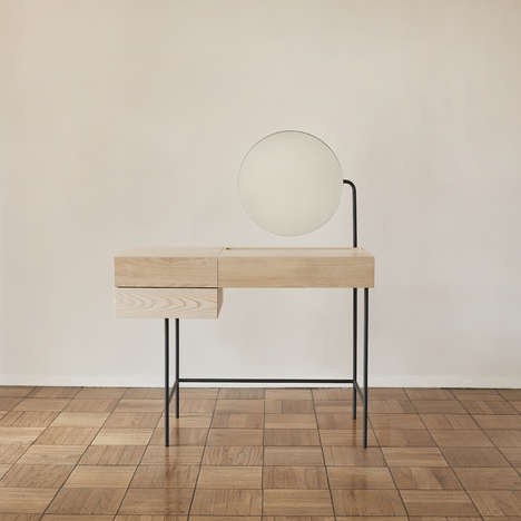 Contemporary Vanity Tables