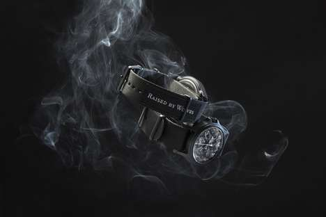 Wolfpack-Inspired Glowing Watches