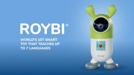 Smart Language Toys