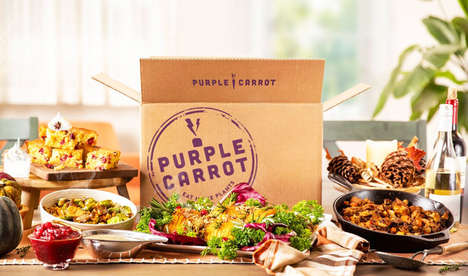 Plant-Based Thanksgiving Meal Boxes