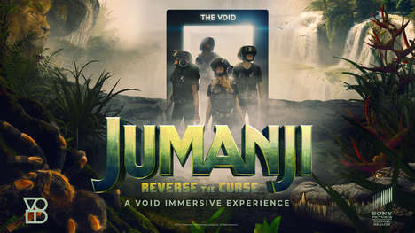 Film-Themed Multi-Sensory VR Immersions
