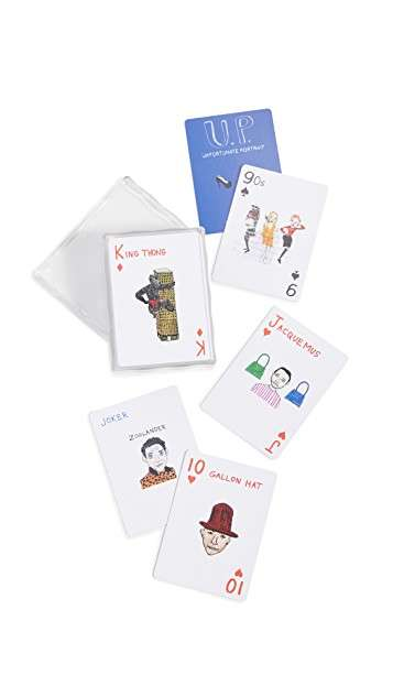 Ironic Playing Cards
