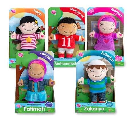 Islamic Friendship Dolls