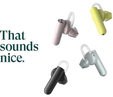Ultra-Comfortable Balanced Earphones