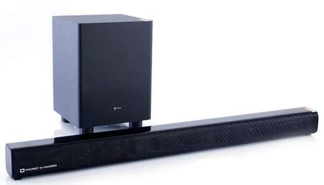 Wireless Sub-Woofer Sound Bars