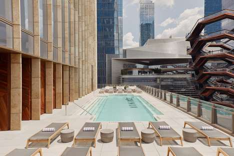 Luxe Gym Hotel Openings