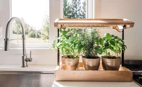 Upcycled Phosphorous Garden Kits