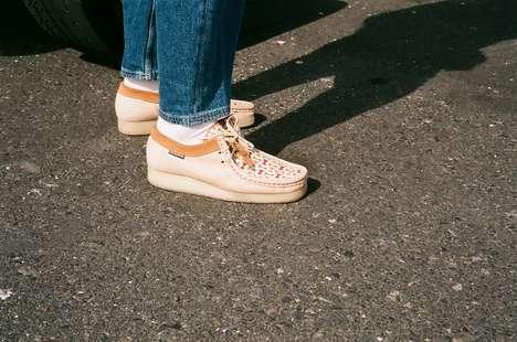 School Shoe-Inspired Moccasins