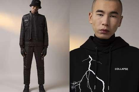 Post-Apocalyptic Fall Techwear