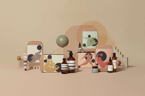 Muse-Themed Skincare Sets