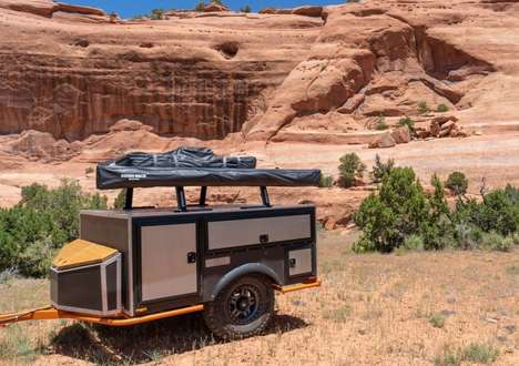 Explorer-Supporting Trailers