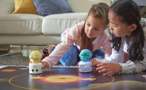 Mini Coding Curriculum Robots