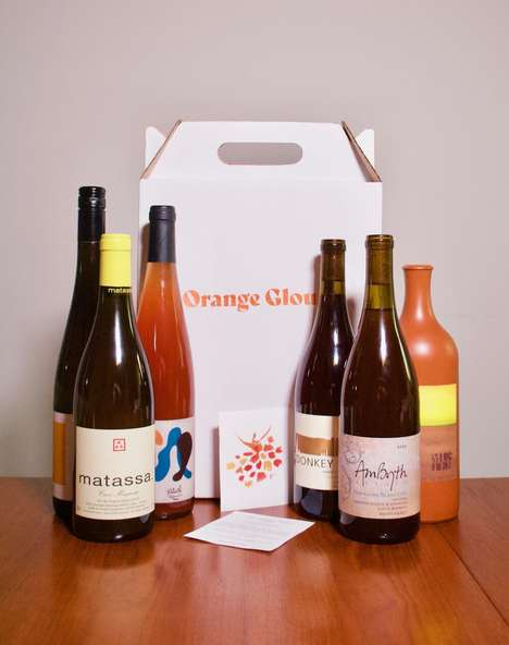 Orange Wine Subscriptions
