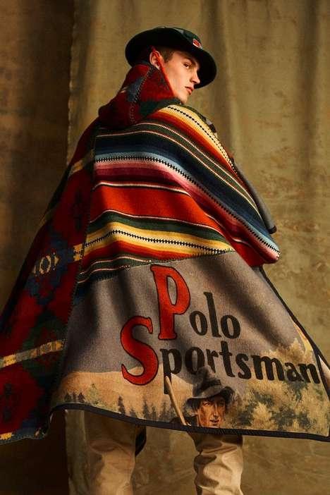 Archival Bold Retro Outerwear