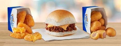 Meaty Sloppy Joe Sliders