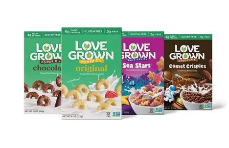Nutritious Better-for-You Cereals