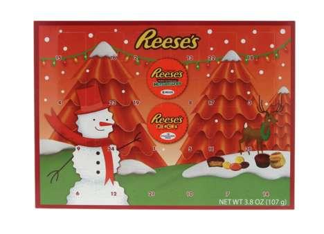 Peanut Candy Advent Calendars