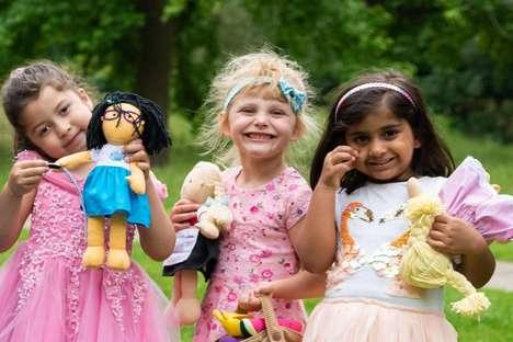 Inclusive Diverse Dolls