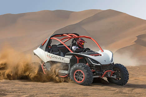 Powerful Off-Road Vehicle Lineups