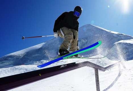 Photochromic Winter Sport Goggles