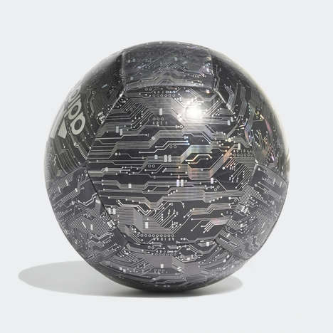 Digital Age Soccer Balls