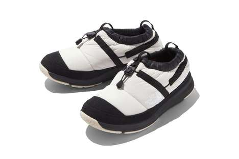 Padded Insulated Footwear