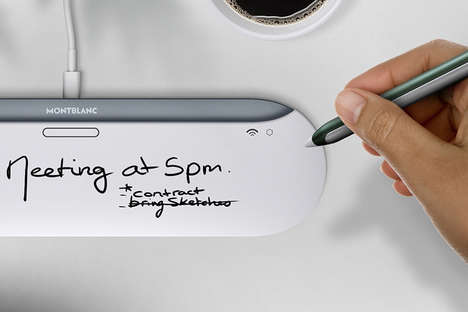 Omni-Compatible Smart Pens