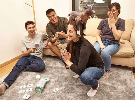 Goat Yoga Party Games