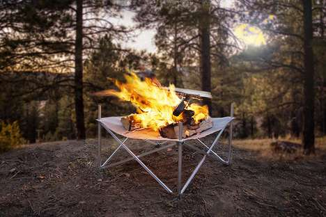 Elevated Campfire Equipment