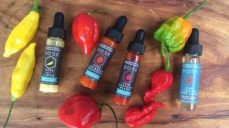 Single-Strain Hot Sauces