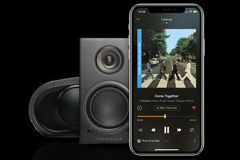 Affordable Hi-Res Music Streaming