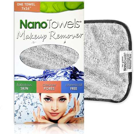 Cleanser-Free Makeup Towel Removers