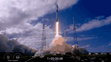 Reusable Rocket Launches